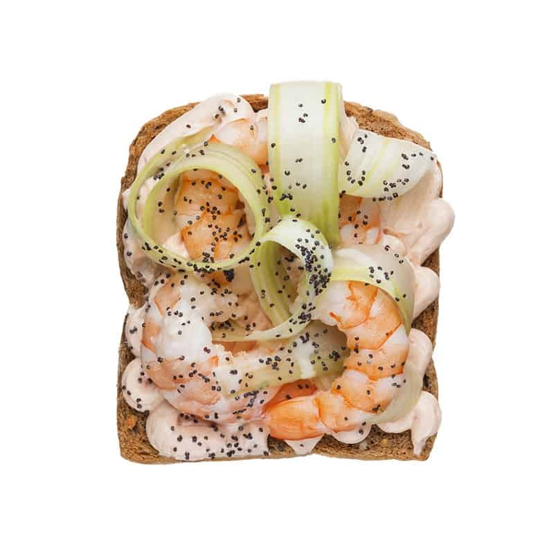 Pacific toast