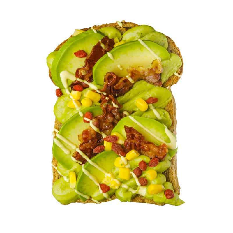Epic Avocado Toast