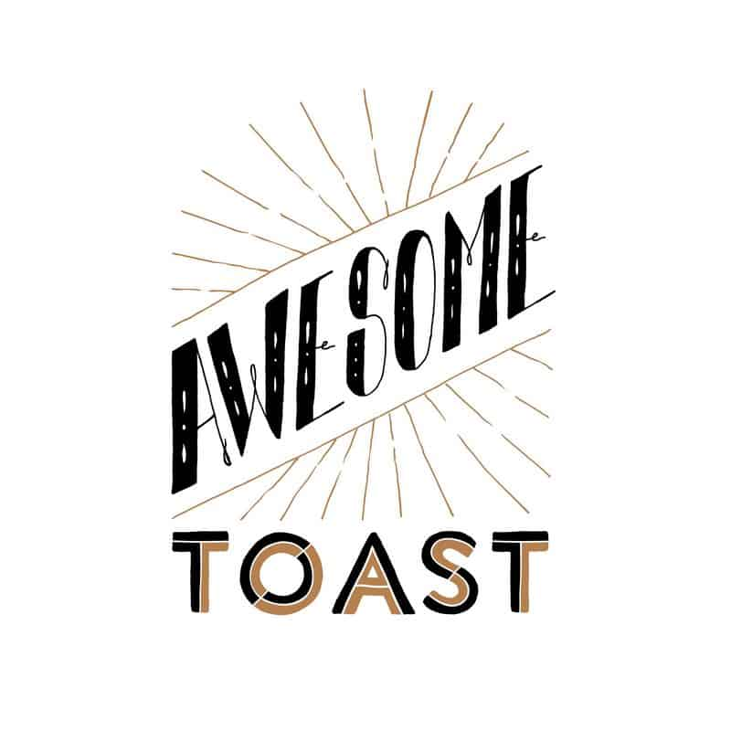 fancytoast awesome