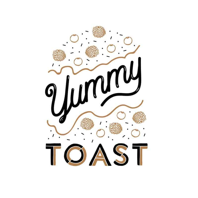 fancytoast yummy
