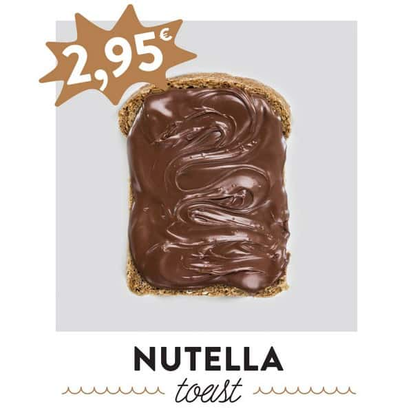 fancytoast nutella toast