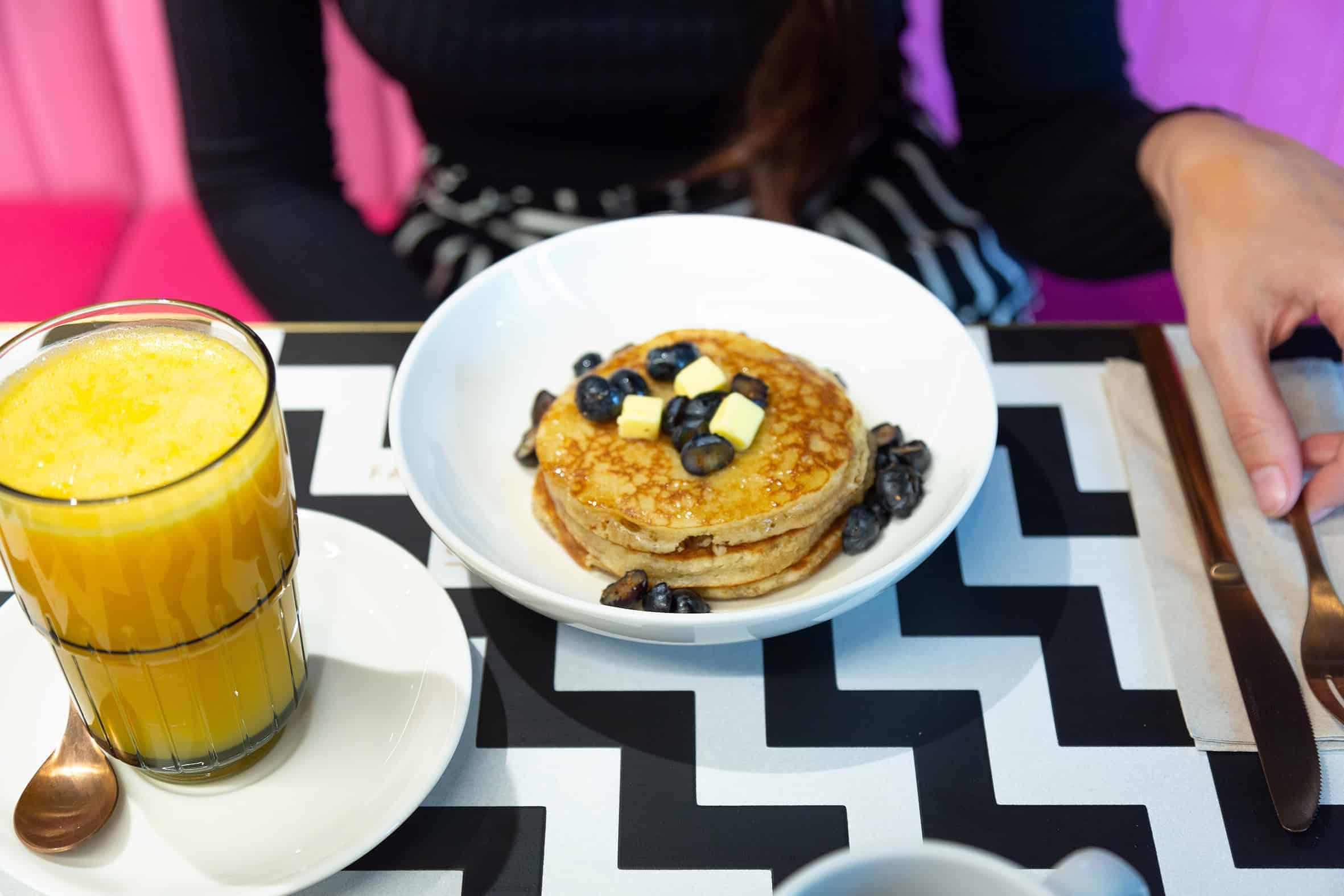 Fancytoast colazione pancake