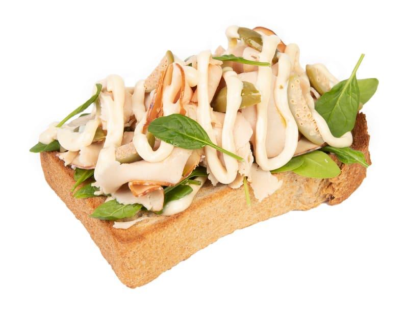 Toast Tonnato